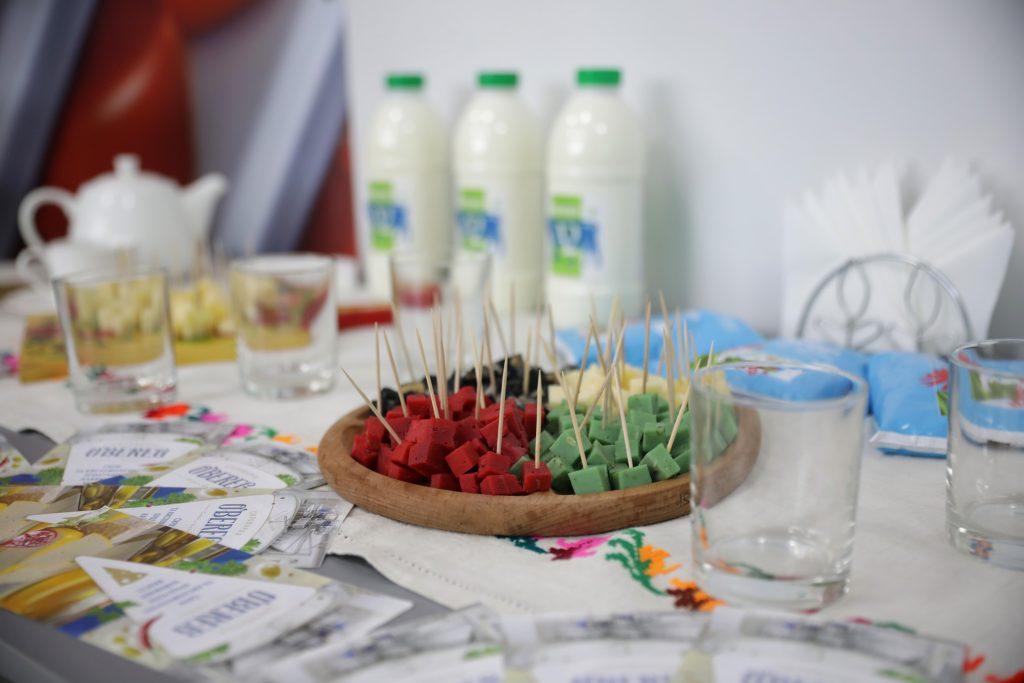 Відкрито лабораторію – Інноваційний модуль «Отримання та переробки молока»
